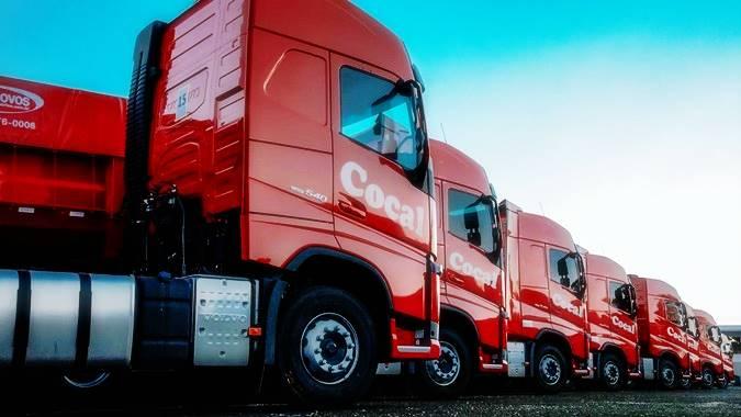 Cocal Transportes abre vagas para Motorista carreteiro
