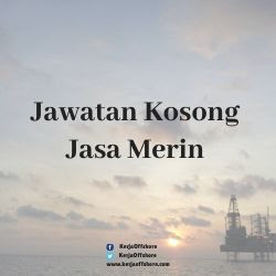Jawatan Kosong Jasa Merin Sdn Bhd