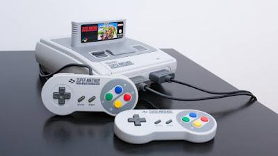 Tecnología Super Nintendo videojuegos