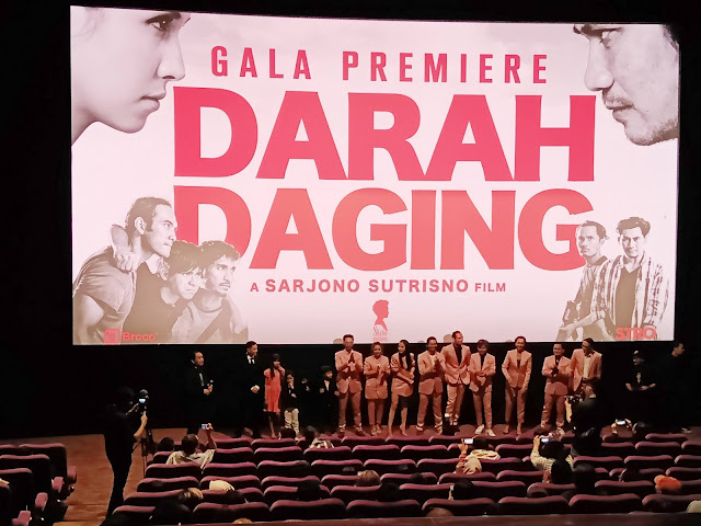Film drama action Darah Daging