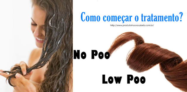 tratamento no low poo