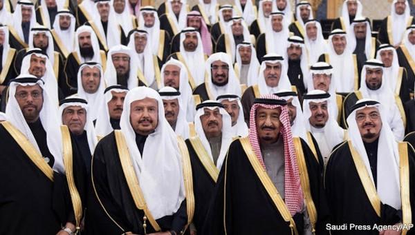 Konflik Antar Keturunan Ancam Tahta Kerajaan Saudi