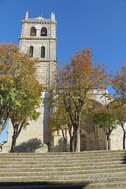 Iglesia de Santa María de la Asunción, Dueñas, Palencia