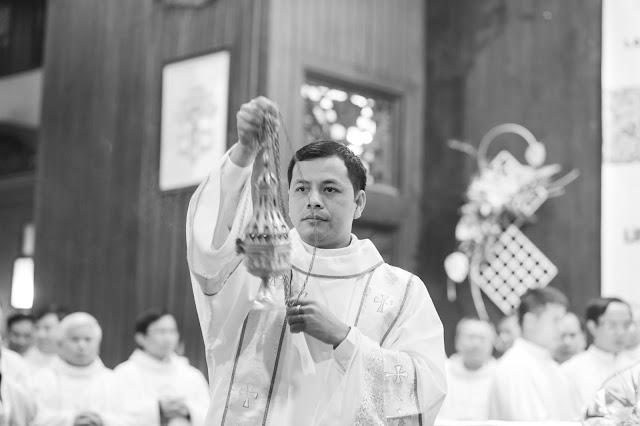 Lễ truyền chức Phó tế và Linh mục tại Giáo phận Lạng Sơn Cao Bằng 27.12.2017 - Ảnh minh hoạ 43