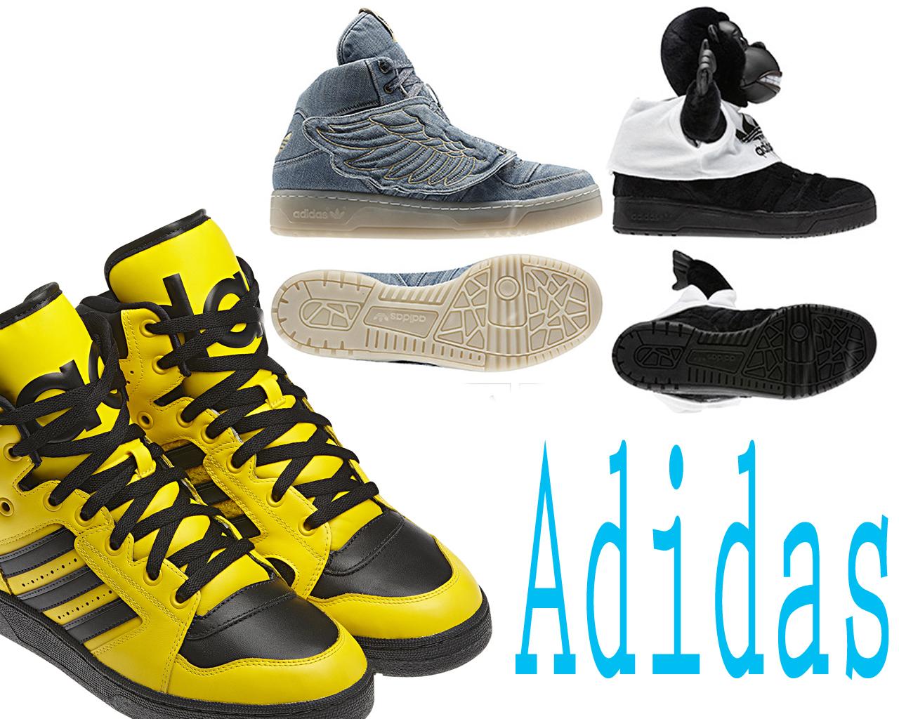 Schoenen anders adidas Kleur