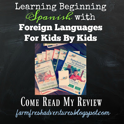 Beginning Spanish from Foreign Languages For Kids By Kids: A review