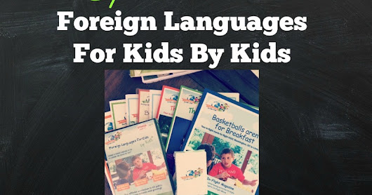 Learning Beginning Spanish with Foreign Languages For Kids By Kids {Curriculum Review}