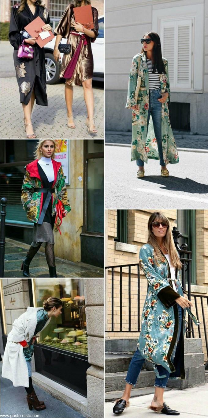 Japonismo está na moda - Inspiração oriental fashion