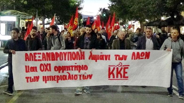 Στο επίκεντρο των ανταγωνισμών ο έλεγχος των «στρατηγικών υποδομών» στην Ανατολική Μακεδονία - Θράκη