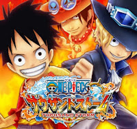 Download One Piece Thousand Storm Apk Mod (Mega Mod)