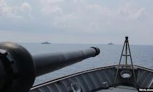 AU RI dan China Gelar Latihan Bersama di Laut Jawa
