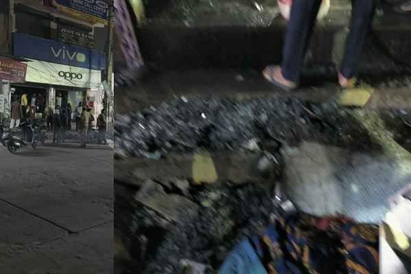 faridabad-dabua-chowk-news-fire-mobile-shop-6-november