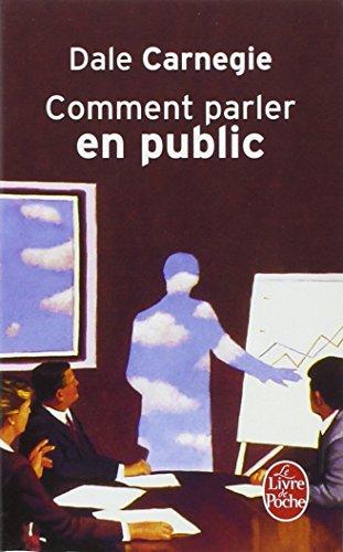 télécharger le livre comment parler en public pdf gratuit toptalib