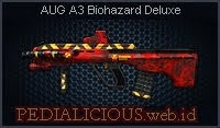AUG A3 Biohazard Deluxe