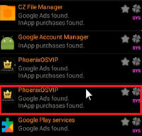 how to disable phoenix os vip