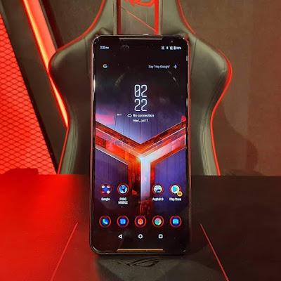 ROG Phone 2 ternyata pake batrai 6000 mAh 😱😍