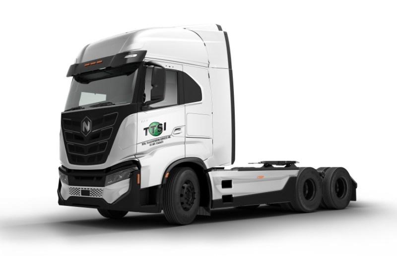 Nikola And Total Transportation Services Inc. Sign LOI For 100 Nikola Trucks
