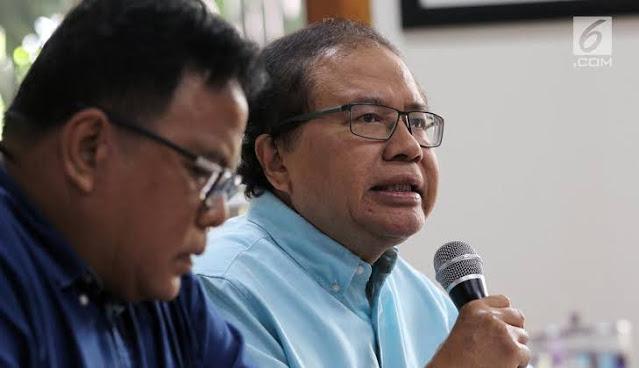 Dana Haji 2020 Dialihkan untuk Perkuat Rupiah, Rizal Ramli: Pemerintah Benar-benar Sudah Kehabisan Ide