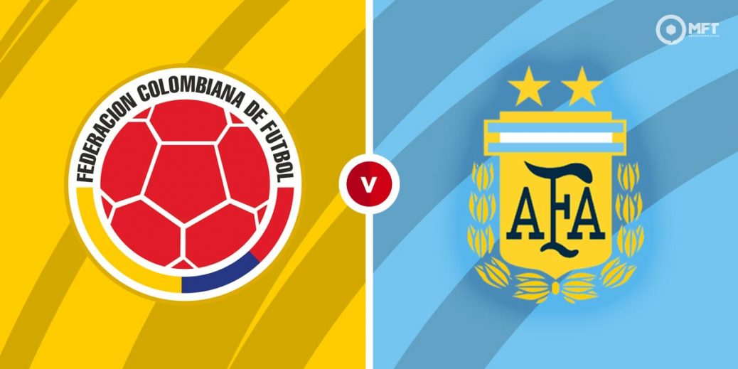 Colombia vs. Argentina Live : 2021 world cup qualifying Live Where to watch