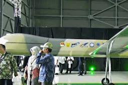 Pesawat Tanpa Awak BLACK EAGEL Produksi Indonesia Terbaru