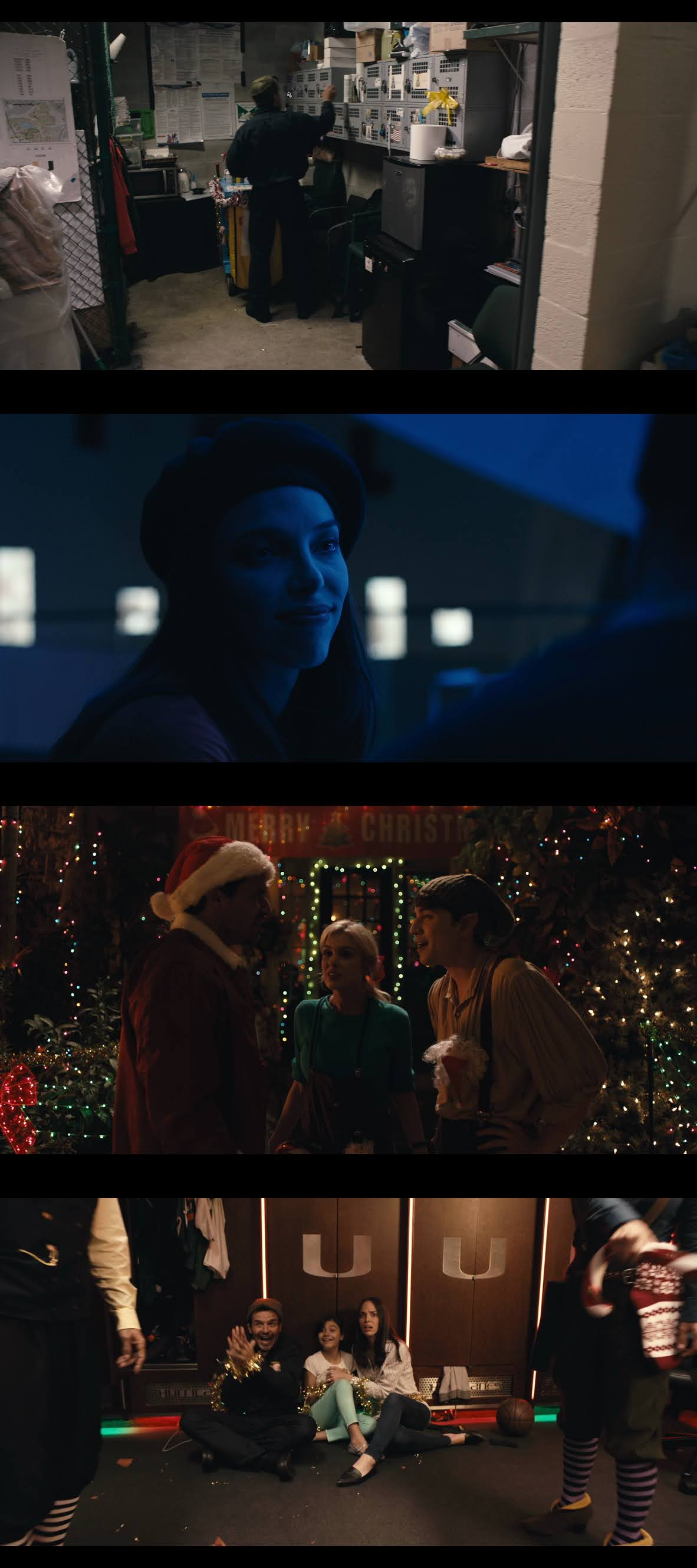 Santa in Training (2019) HD 720p Latino