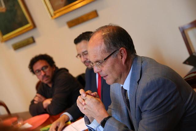 Universidad de Chile y la USFQ conectan temas de investigación e intercambio