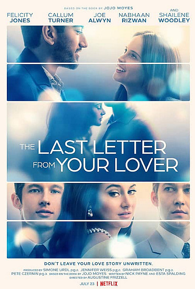 Sinopsis Film The Last Letter from Your Lover (2021)