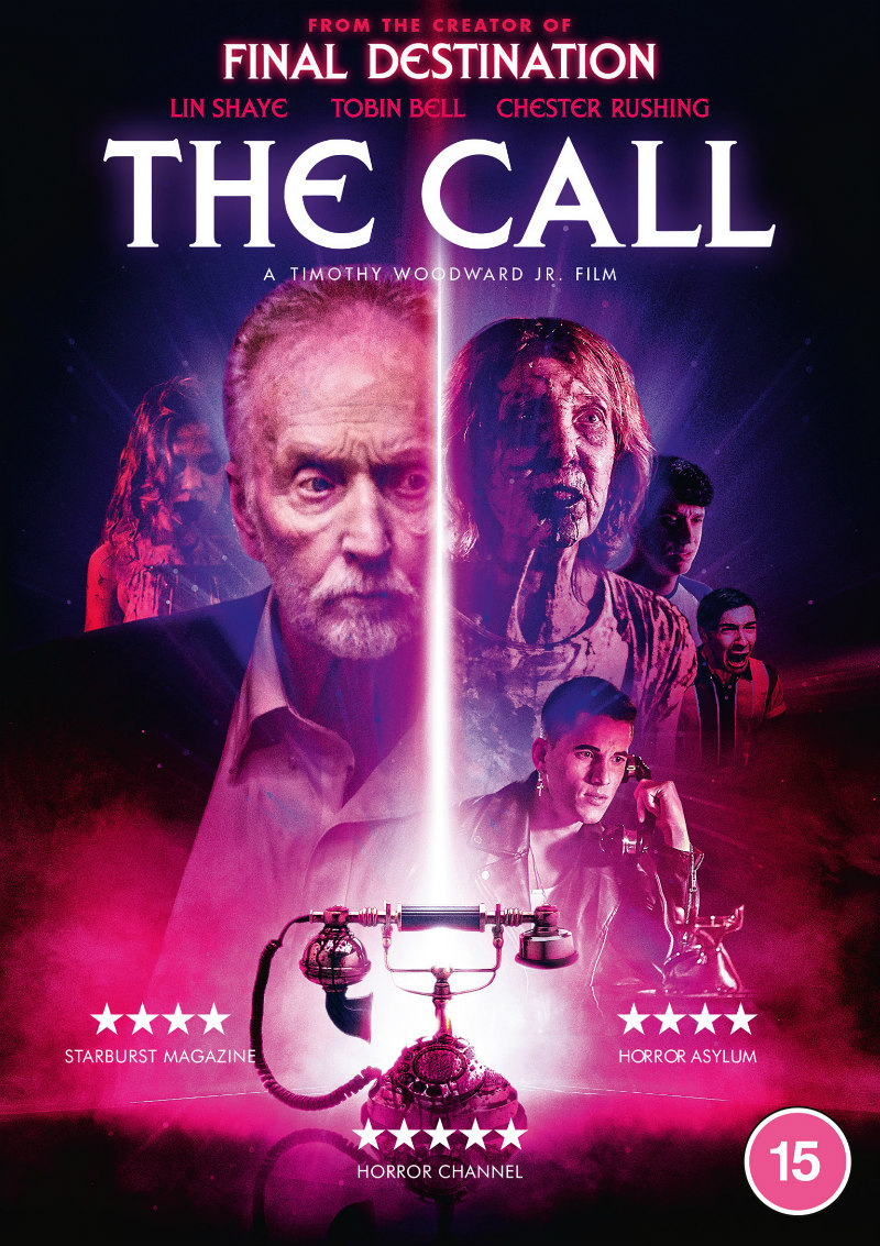 the call uk dvd