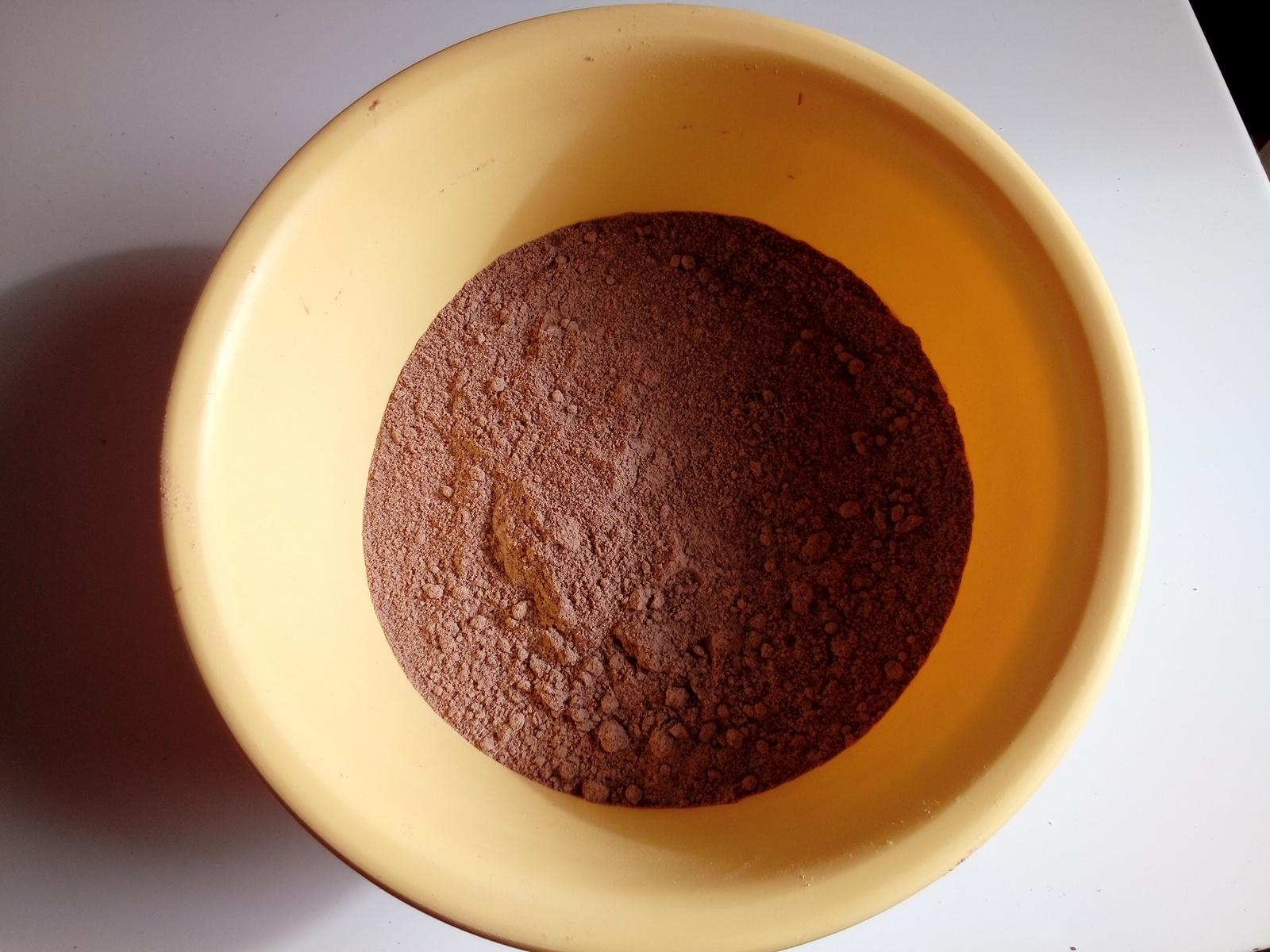 mąka żołędziowa