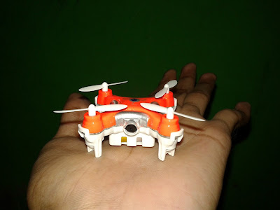 Review Drone Cheerson CX-10C - NggoneRonan