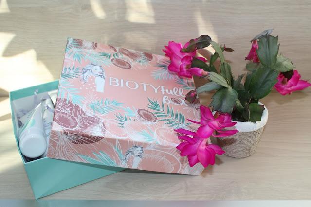 """Biotyfull Box de Novembre 2020 """"la COCOoning"""""""
