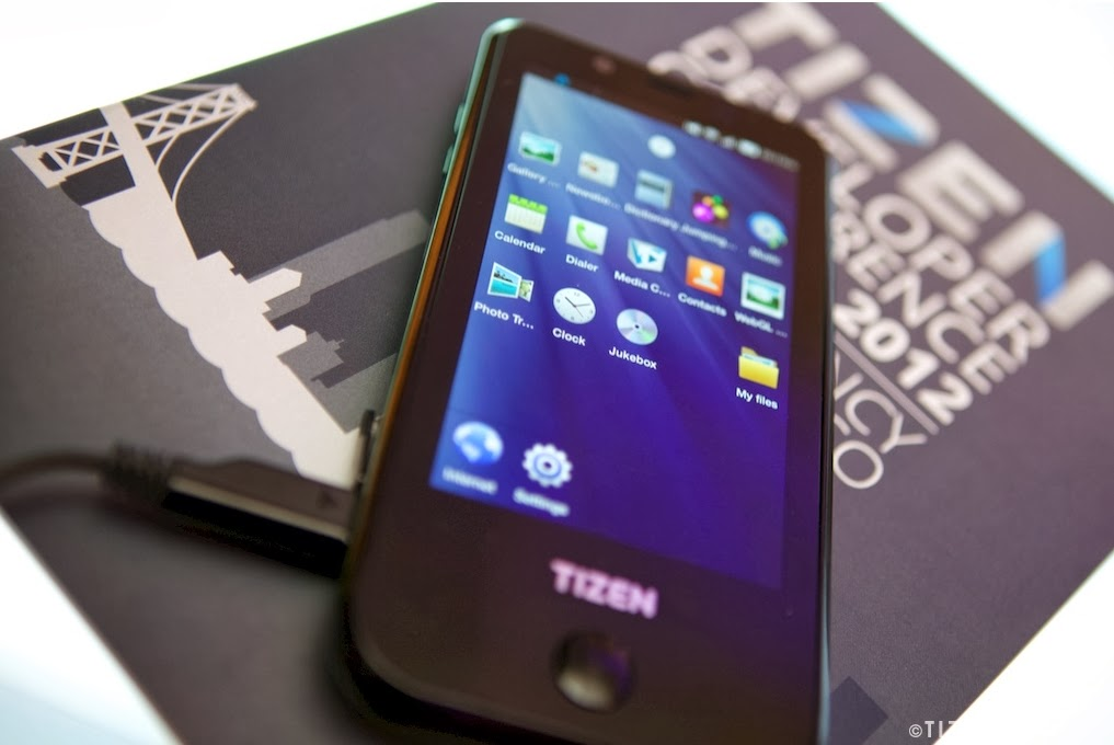 Tizen OS will support Android apps - CHINESE ANDROID