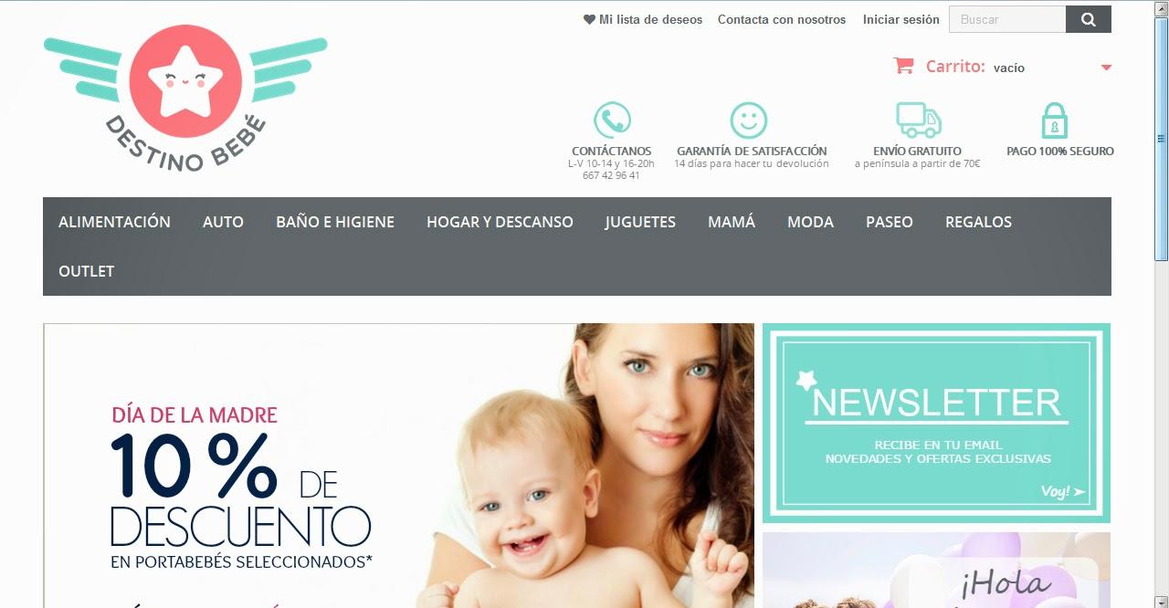 www.destinobebe.es