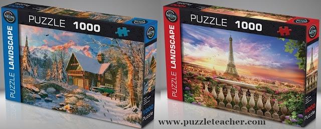 neon puzzle 2020
