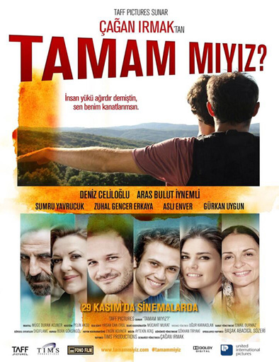 Ver Tamam miyiz? (Are We OK?) (2013) Online