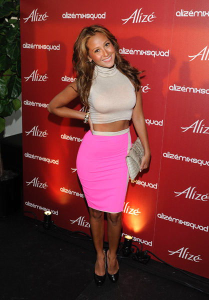 Adrienne Bailon LaQuan Smith - Top Celebrity Oops