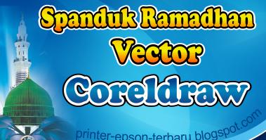 Desain Spanduk Ramadhan 2019 Vector Cdr