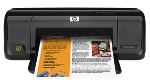 HP Deskjet D1668 Driver Win 10/8/8.1/7/XP/Vista