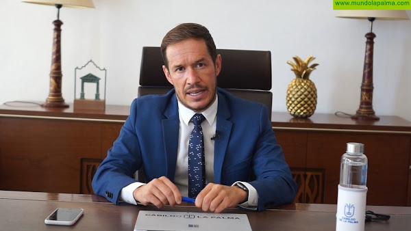 Valoración del presidente del Cabildo de La Palma de la última reunión de la FECAI