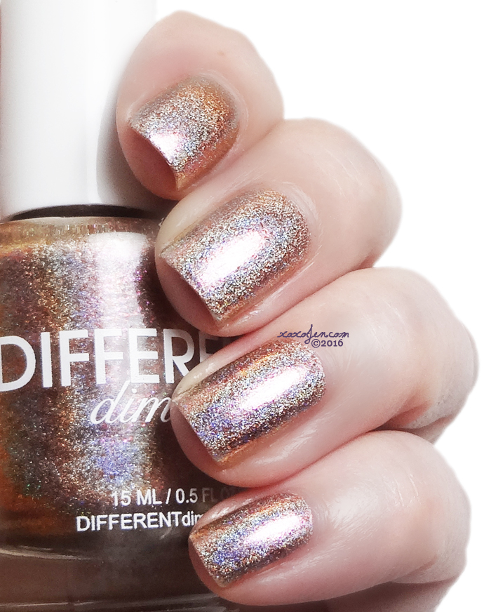 xoxoJen's swatch of Different Dimension: Tradition