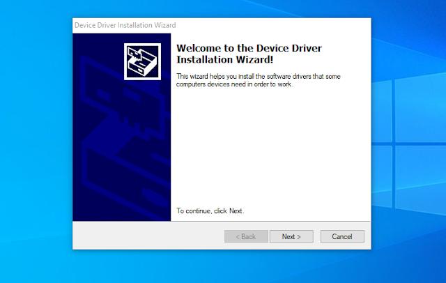 Cara Install Driver Wifi Laptop