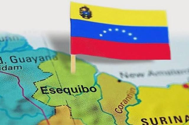 Lucha de Venezuela en la defensa por el territorio del Esequibo,