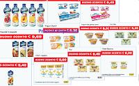 Logo Parmalat coupon: stampa i 13 buoni sconto di luglio