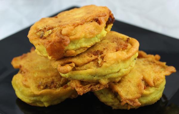 Savory Indian Potato Cakes