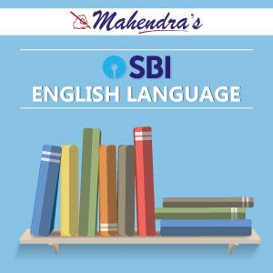 English Language Quiz For SBI PO | 31 - 05 - 19