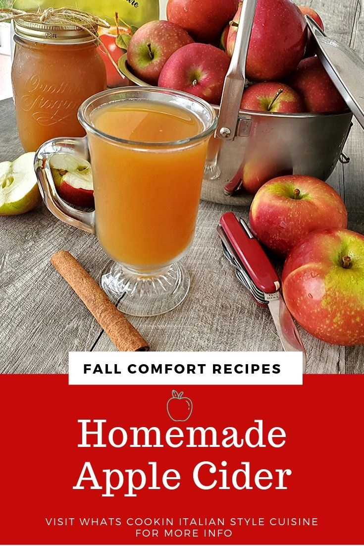 this is a pin for later on how to make apple cider