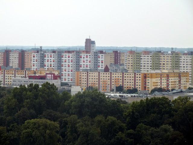 Casas estilo soviético en Bratislava