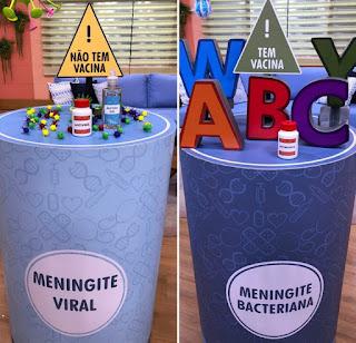 Tipos de meningite e vacinas