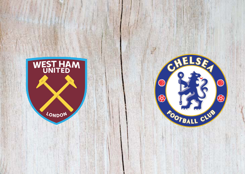 West Ham United vs Chelsea -Highlights 24 April 2021