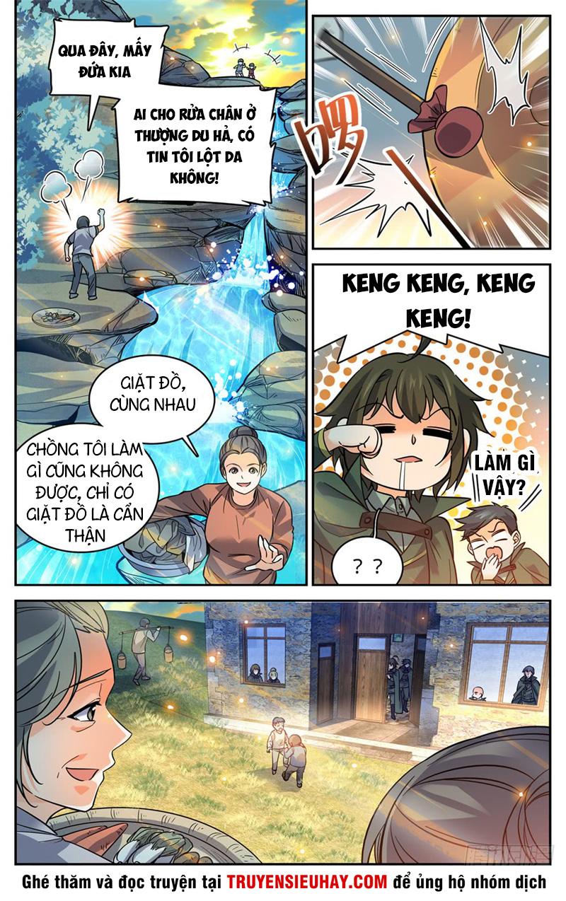 Toàn Chức Pháp Sư chap 353 - Trang 11